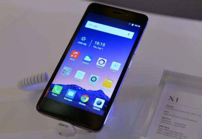 Neffos X1 i X1 Max - mocne uderzenie smartfonów TP-Link [16]