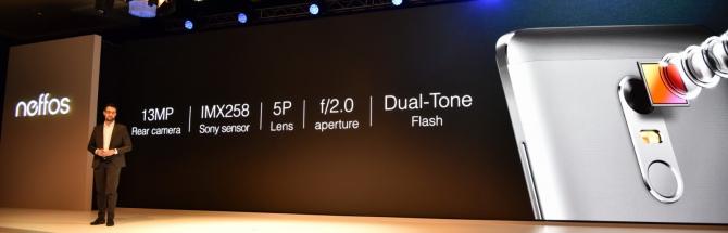 Neffos X1 i X1 Max - mocne uderzenie smartfonów TP-Link [3]