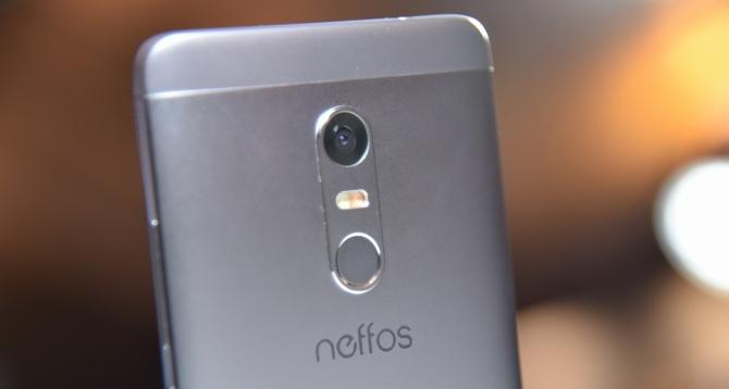 Neffos X1 i X1 Max - mocne uderzenie smartfonów TP-Link [23]
