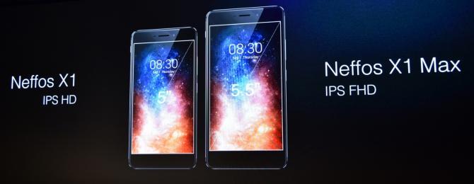 Neffos X1 i X1 Max - mocne uderzenie smartfonów TP-Link [6]