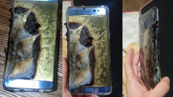 Samsung Galaxy Note7 - wysoka awaryjność i opóźnione dostawy [1]
