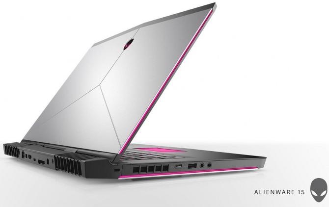 Alienware prezentuje nowe laptopy z kartami NVIDIA oraz AMD [3]