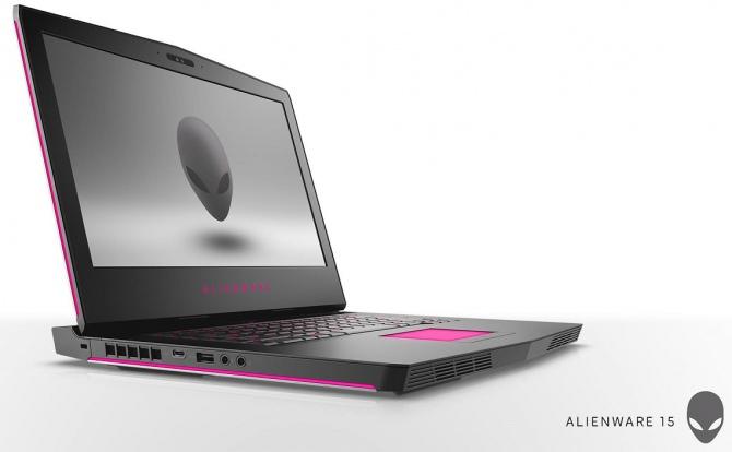 Alienware prezentuje nowe laptopy z kartami NVIDIA oraz AMD [6]