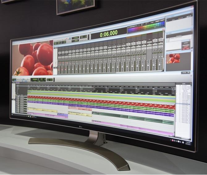 LG 38UC99, 34UC79G - nowe monitory UltraWide z AMD FreeSync [3]