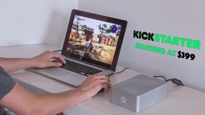 Wolfe Stacja Egpu Dla Apple Macbook I Innych Notebookow Purepc Pl