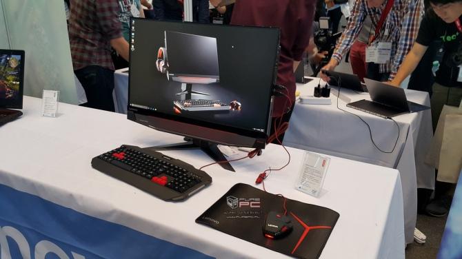 Pierwsze wrażenia: Lenovo IdeaCentre Y910 z GeForce GTX 1080 [1]