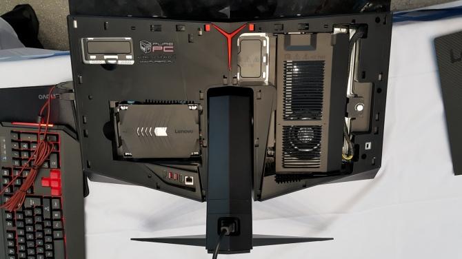 Pierwsze wrażenia: Lenovo IdeaCentre Y910 z GeForce GTX 1080 [3]