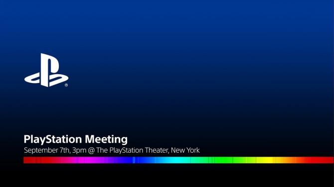 Sony PlayStation Meeting - relacja live z konferencji [1]