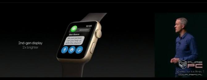 Apple Watch Series 2 - zmiany lepsze niż w iPhone 7? [2]