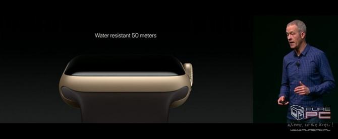 Apple Watch Series 2 - zmiany lepsze niż w iPhone 7? [3]