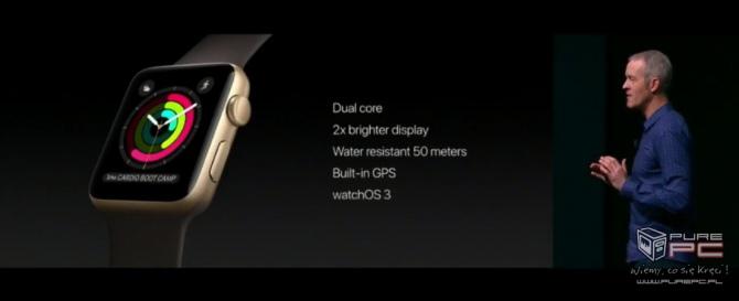 Apple Watch Series 2 - zmiany lepsze niż w iPhone 7? [7]