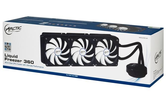ARCTIC Liquid Freezer 360 - chłodzenie wodne All-in-One [1]
