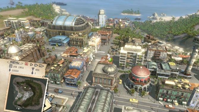 Tropico 4 za darmo w Humble Store, ale tylko dziś do 19.00 [2]
