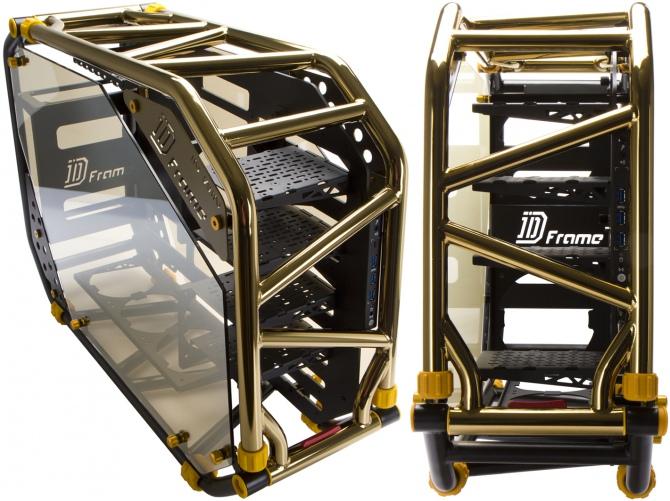 In Win D-Frame 2.0 -odjazdowa obudowa w cenie używanego auta [2]
