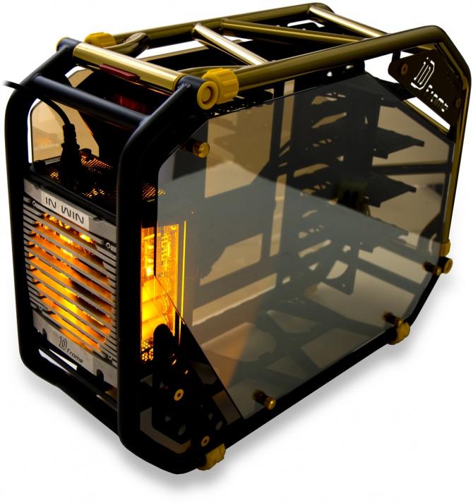 In Win D-Frame 2.0 -odjazdowa obudowa w cenie używanego auta [3]