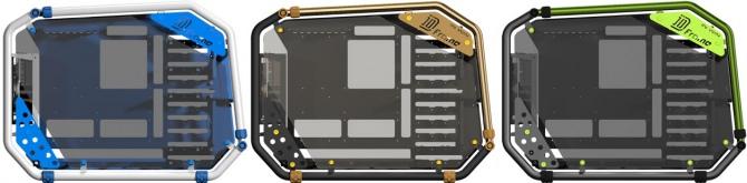 In Win D-Frame 2.0 -odjazdowa obudowa w cenie używanego auta [8]