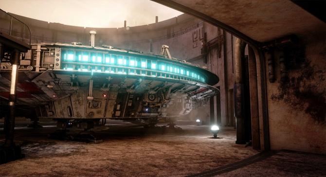 Lokacja z Gwiezdnych Wojen odtworzona na Unreal Engine 4 [1]