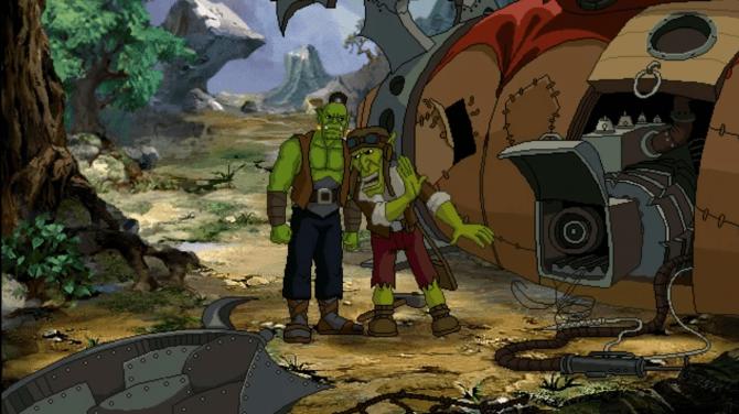 Warcraft Adventures – przygodówka w świecie Warcrafta [1]