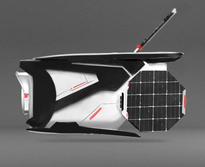 Światowid - pierwszy polski prywatny satelita komercyjny [1]