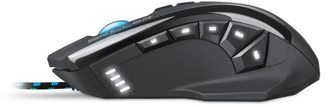 Sharkoon Skiller SGM1 - kosmiczna mysz o bogatym wnętrzu [2]