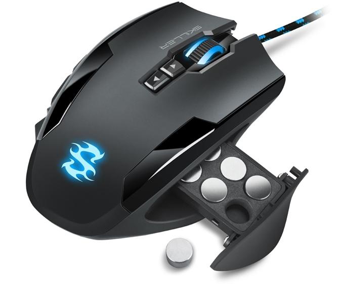 Sharkoon Skiller SGM1 - kosmiczna mysz o bogatym wnętrzu [3]