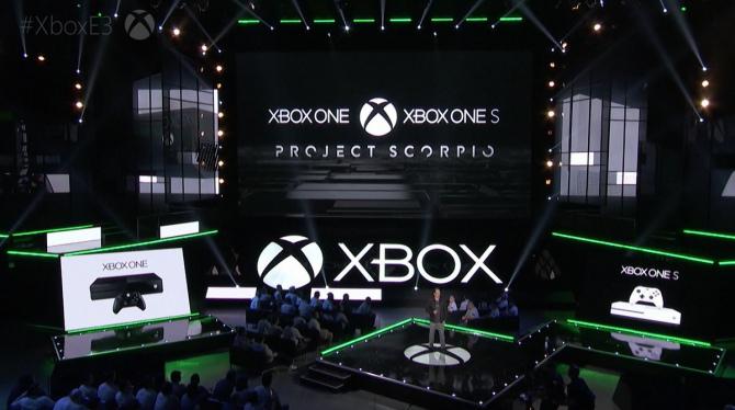 Xbox Scorpio będzie natywnie wspierać rozdzielczość 4K [1]