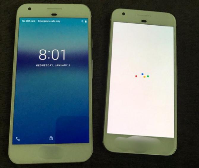 Smartfony Google Pixel będą wodoodporne... ale tylko częścio [1]
