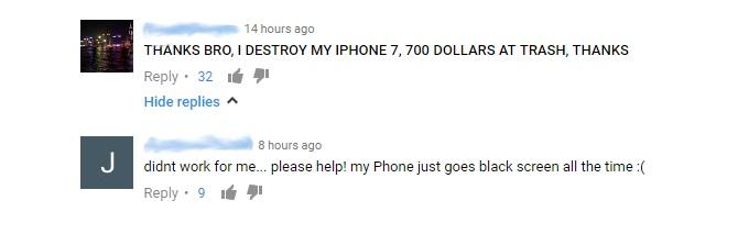 Ludzie wiercą gniazdo jack w iPhone 7 - To nie jest żart... [1]