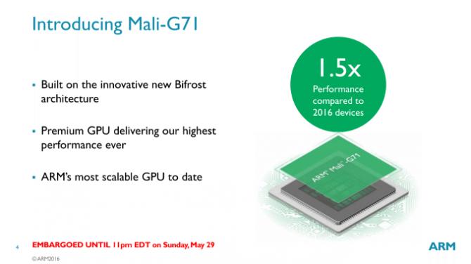 Samsung Exynos 8895 będzie posiadał GPU ARM Mali-G71 [3]