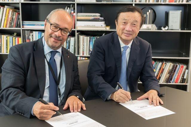 Huawei i Leica zapowiadają dalszą współpracę i otwierają R&D [1]