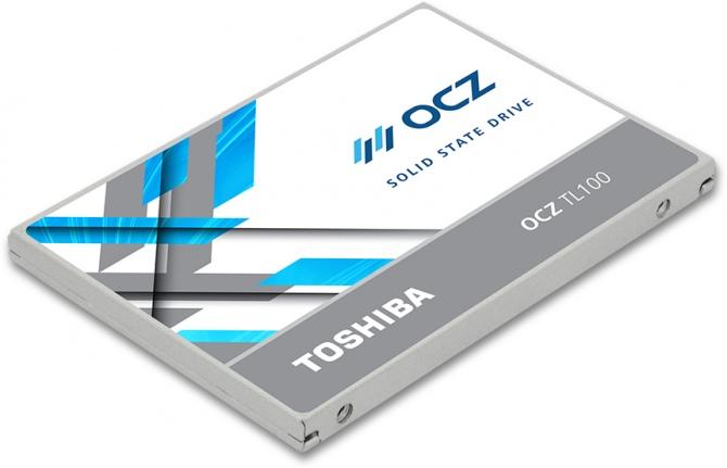 Toshiba OCZ TL100 - Kolejna budżetowa propozycja wśród SSD [1]