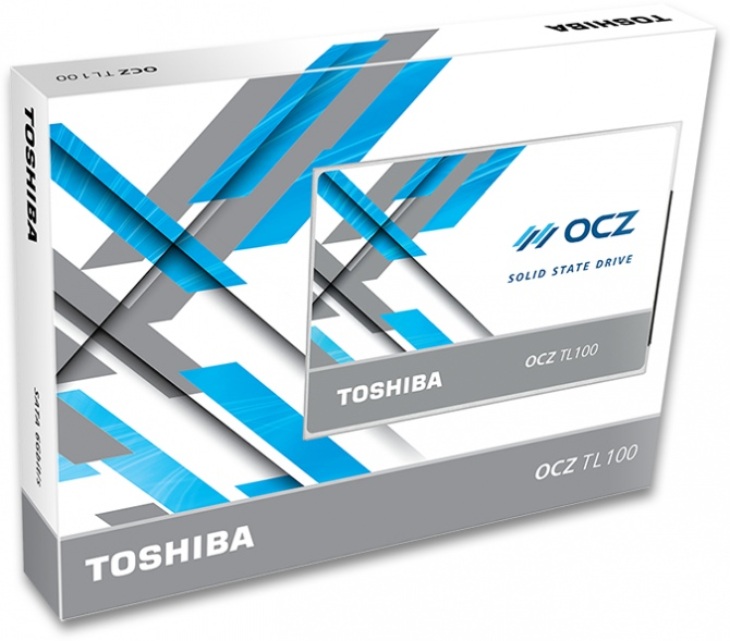 Toshiba OCZ TL100 - Kolejna budżetowa propozycja wśród SSD [2]