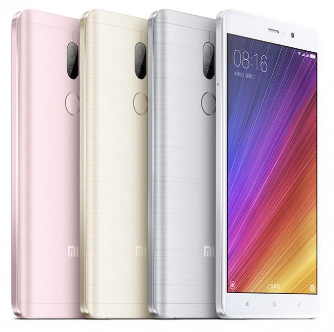 Xiaomi Mi5s i Mi5s Plus już oficjalnie [2]
