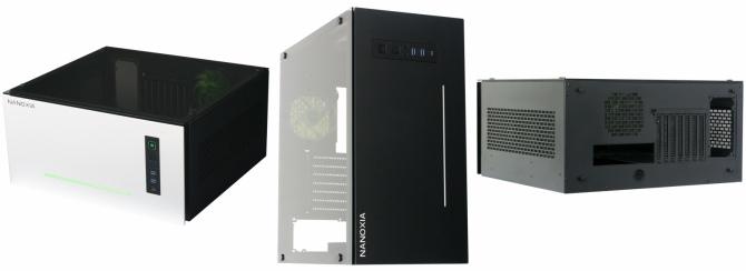 Nanoxia Project S - Modularna obudowa HTPC z wyższej półki [1]