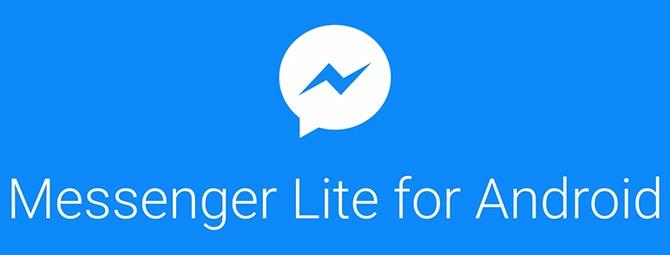 Facebook Messenger Lite - odchudzona wersja komunikatora [1]