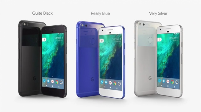 Google Pixel - premiera nowego flagowca od Google [15]