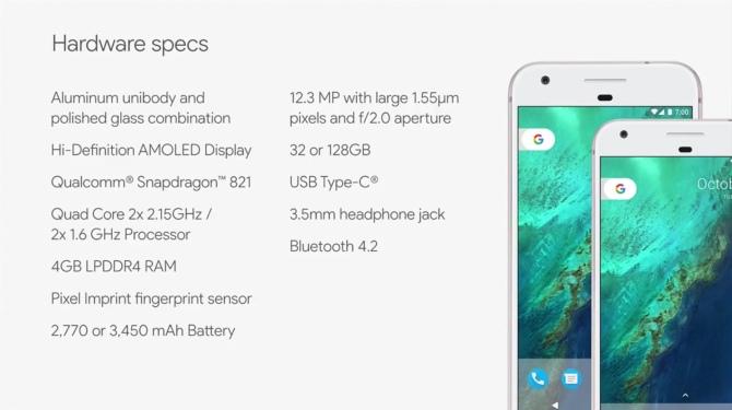 Google Pixel - premiera nowego flagowca od Google [16]