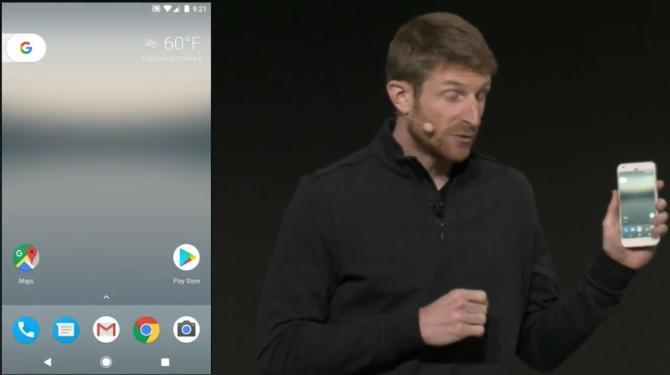 Google Pixel - premiera nowego flagowca od Google [6]