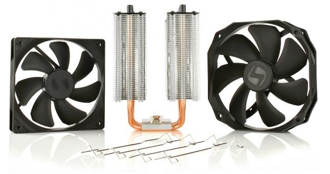 SilentiumPC Grandis 2 XE1436 - nowy zestaw chłodzenia [2]