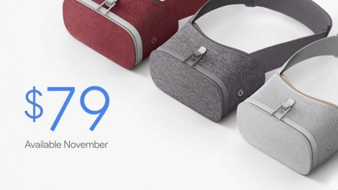 Daydream - VR według Google za 79 dolarów [1]