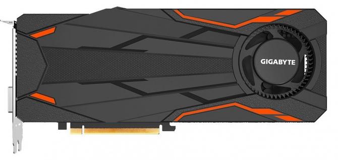 Gigabyte GeForce GTX 1080 Turbo OC - Pascal z turbiną [2]