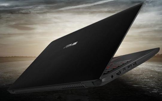 ASUS FX502 - laptop z kartą NVIDIA GeForce GTX 1060 3 GB [1]