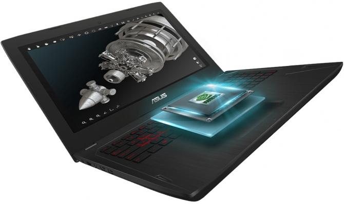 ASUS FX502 - laptop z kartą NVIDIA GeForce GTX 1060 3 GB [3]
