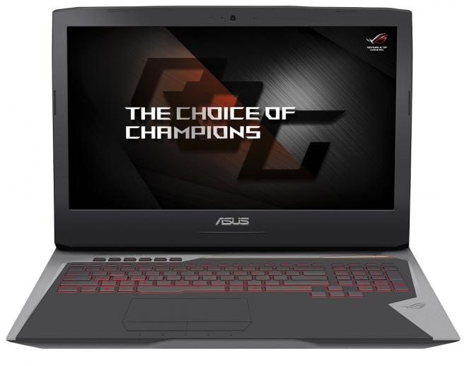 ASUS G752VS z GeForce GTX 1070 oficjalnie debiutuje w Polsce [1]