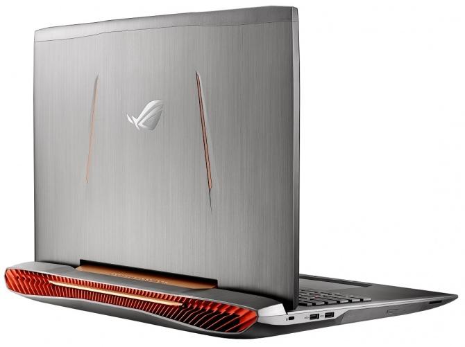 ASUS G752VS z GeForce GTX 1070 oficjalnie debiutuje w Polsce [2]
