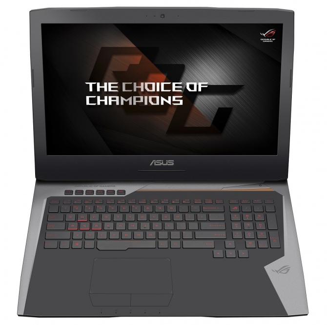 ASUS G752VS z GeForce GTX 1070 oficjalnie debiutuje w Polsce [3]