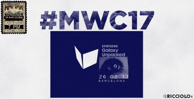 Samsunga Galaxy S8 - Pojawił się pierwszy teaser [1]
