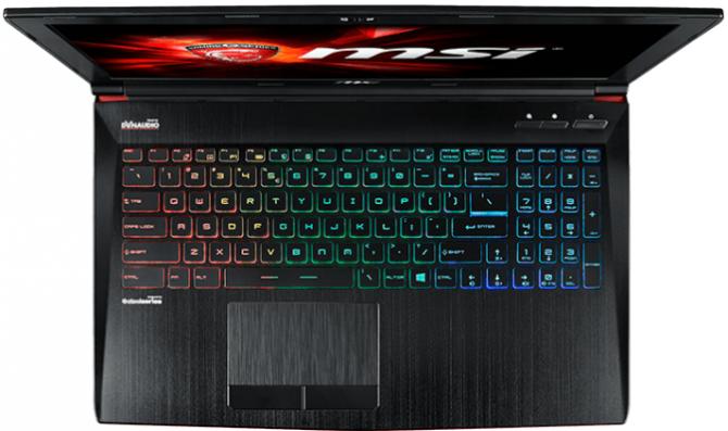 Premiera laptopów MSI z kartą NVIDIA GeForce GTX 1060 3 GB [2]