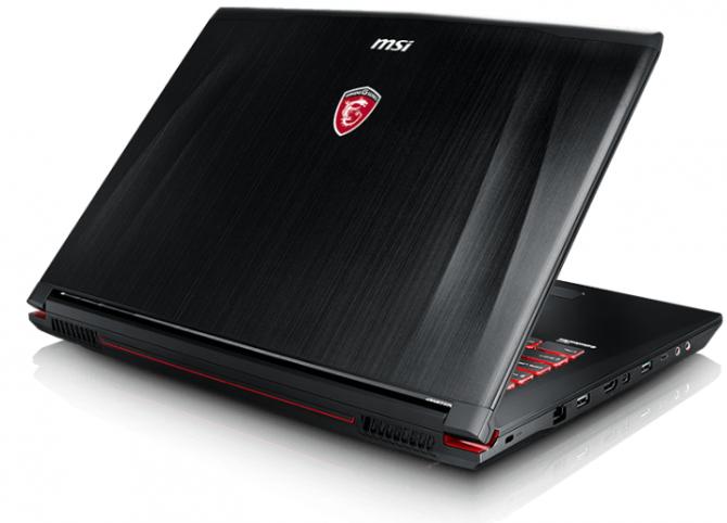 Premiera laptopów MSI z kartą NVIDIA GeForce GTX 1060 3 GB [4]