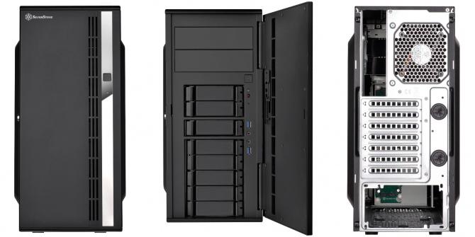SilverStone CS380 - idealna obudowa pod domowy serwer [1]